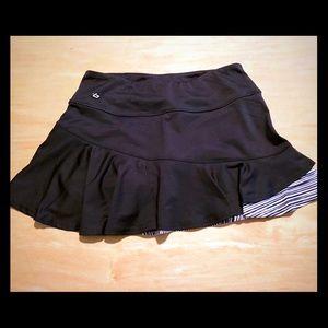 🎾 Bolle black tennis skort